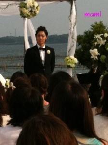 [Fan Photo] Hyun Joong – The First Love Story Wedding Scene by Masa [19.08.10] 59